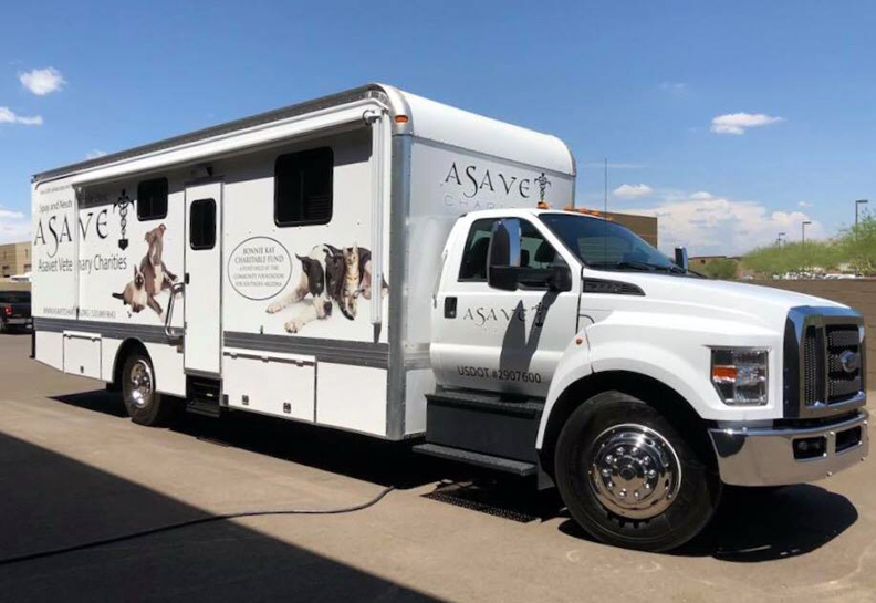 ASAVET Mobile Unit